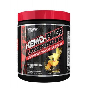 Hemo Rage (30 doses) - Nutrex (importado)