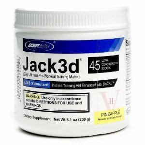 Jack3d (45 doses) - USP Labs
