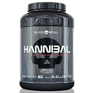 Hannibal - Black Skull (907g / 2kg)