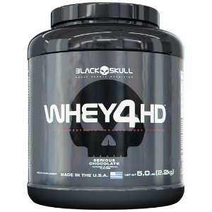 OUTLET - Whey 4HD - Black Skull (907g / 2,2kg)