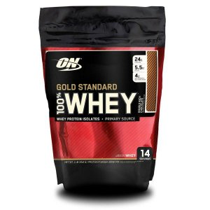 Gold Standard 100% Whey Refil (14 doses) - Optimum