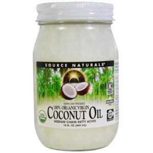 Óleo de Coco (60 cápsukas) - Natural Source