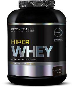 Hiper Whey - Probiótica (900g / 2kg)