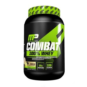 Combat 100% Whey - MusclePharm (907g / 1,8kg / 2,3kg)