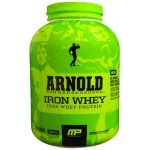 Iron Whey - MusclePharm (908g / 2,270Kg)