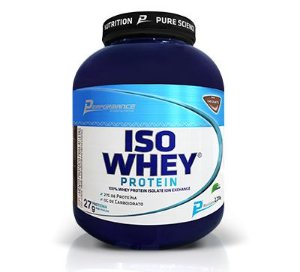 Iso Whey - Performance (910g / 2,3kg)