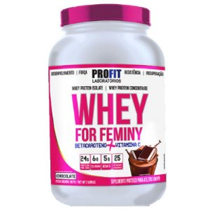Whey For Femini (907g) - ProFit