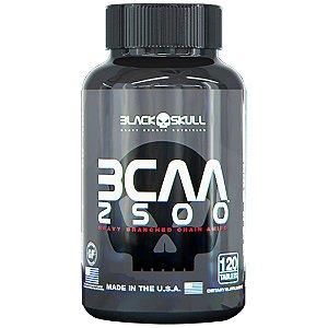 BCAA 2500 - Black Skull (120 caps)