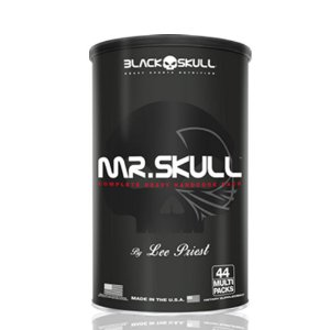 Mr. Skull - Black Skull (22 packs / 44 packs)