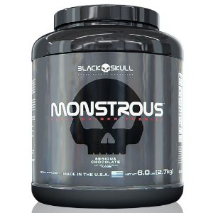 Monstrous - Black Skull (2,7kg)