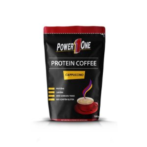 Protein Coffee (Café Protéico) - 100g - Power One