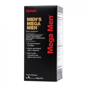 Mega Men - GNC (90 caps / 180 caps)
