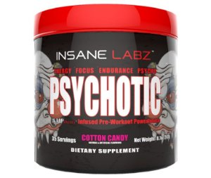 Psychotic (35 doses) - Insabe Labz