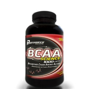 BCAA 1000 Science - 500mg (100 caps) - Performance