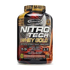 NitroTech (1kg / 2,5kg) - MuscleTech
