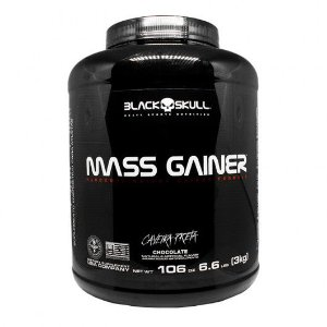 Mass Gainer - Black Skull (3kg)