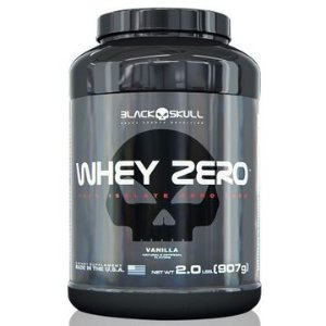 OUTLET - Whey ZERO - Black Skull (900g)