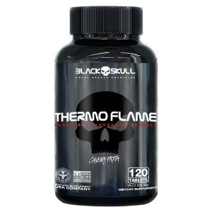 [PROMO] Thermo Flame - Black Skull (60 caps / 120 caps)