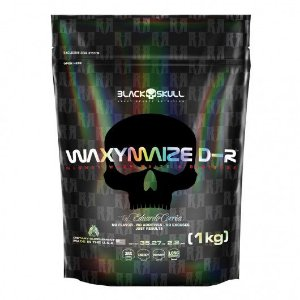 Waxy Maize D-R - Black Skull (1kg)