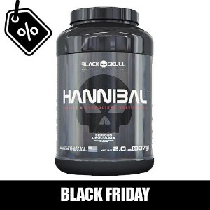 BLACK FRIDAY - Hannibal - Black Skull 907g