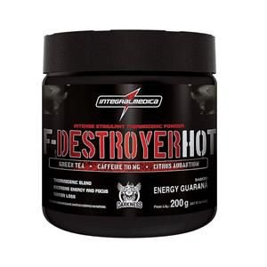 F-Destroyer Hot - Integralmedica (200g)