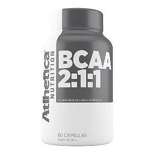 BCAA 2:1:1 - Atlhetica Nutrition (60 caps)