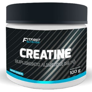 Creatina - Fit Fast Nutrition (100g)