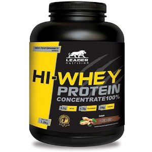 Hi - Whey Protein 100% Concentrate - Leader Nutrition (1,8kg)