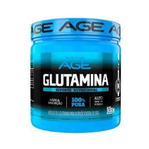 Glutamina - Nutrilatina AGE (300g)