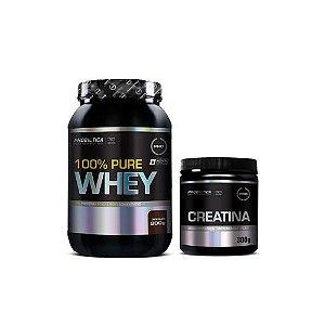 [PROBIOTICA] 100% Pure Whey (900g) + Creatina (300g)