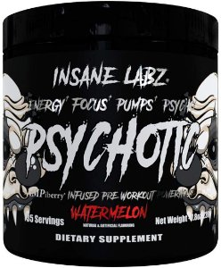 Psychotic Black - Insane Labz (35 doses)