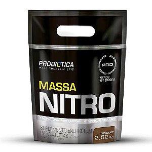 Massa Nitro REFIL - Probiotica (2,5kg)