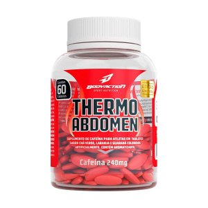 Thermo Abdomen (cafeina) - Body Action (60 caps)