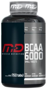 BCAA 6000 - Muscle Definition (150 caps)