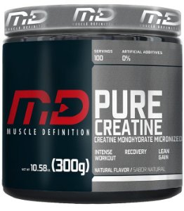 Pure Creatine - Muscle Definition (150g / 300g)