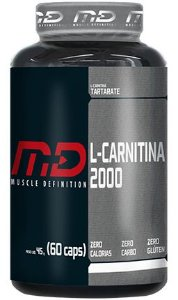 L Carnitina - Muscle Definition (60 caps / 100caps)