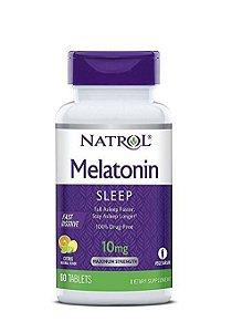 Melatonina 10mg - Natrol (60 caps)