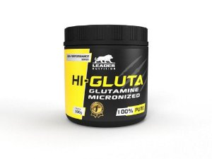 Hi Glutamina - Leader Nutrition (300g)