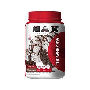 Top Whey 3W Mais Sabor - Max Titanium (900g)