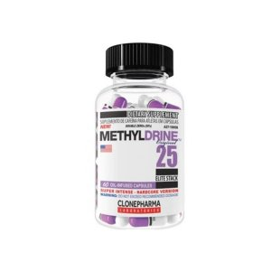 Methyldrine - Clone Pharma (60 caps)
