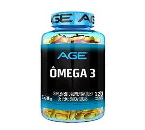 Omega 3 - Nutrilatina Age (120 caps)