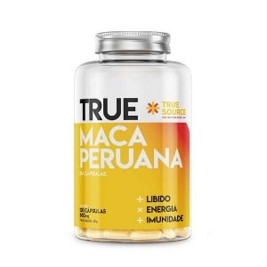 Maca Peruana - True Source (60 caps)