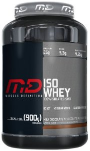 Iso Whey - Muscle Definition (900g)