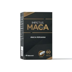 Maca Peruana Impetus Plus - Herbamed (60 caps)