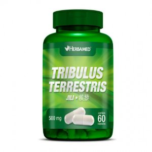 Tribulus Terrestris - Herbamed (60 caps)