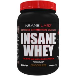 Insane Whey - Insane Labz (900g)