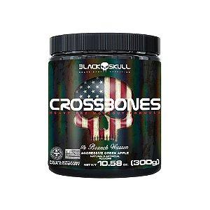 [PROMOÇÃO] Crossbones - Black Skull (300g - 60 doses)