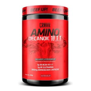 Amino Decanoic 10:1:1 - CRNVR Nutrition (300g)