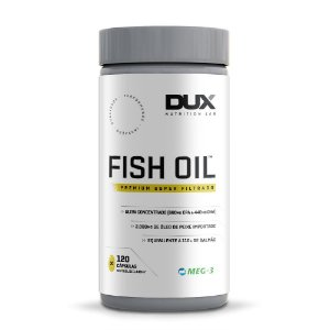 Fish Oil - DUX (120 caps)