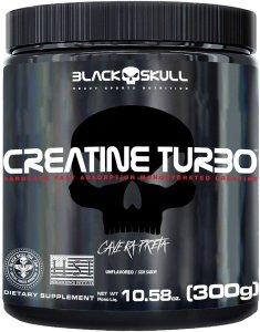 Creatina Turbo - Black Skull (300g)